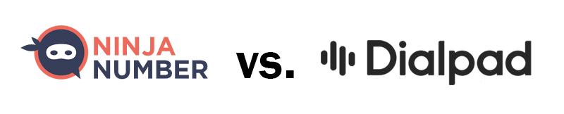 Ninja Number vs. Dialpad