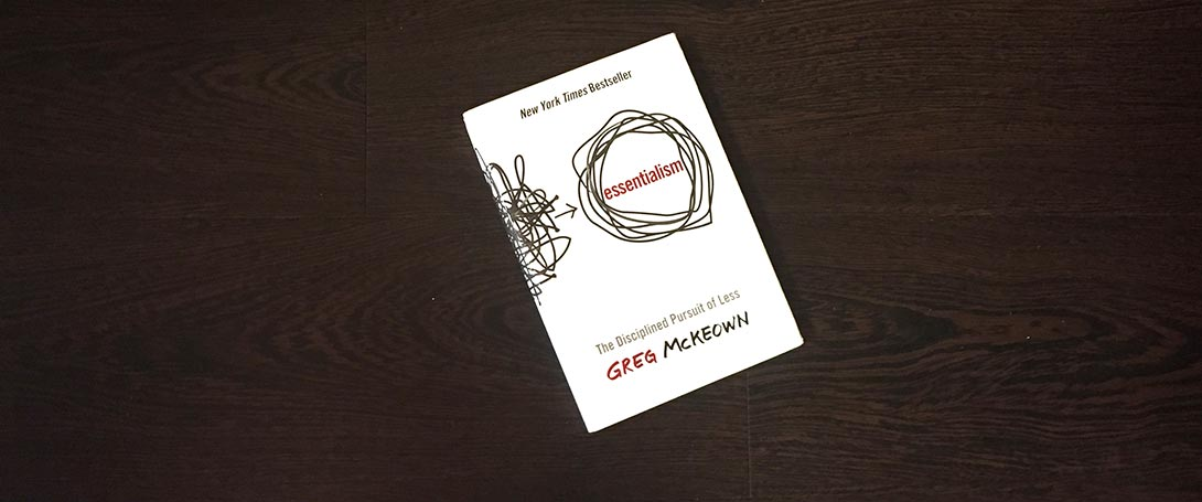 The book Essentialism